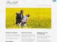 Bruidsfotograaf Bruiloft in Stijl