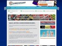 De Breigigant - SUPPORTER - SHAWLS