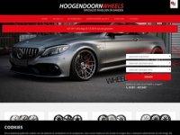 Hoogendoorn wheels