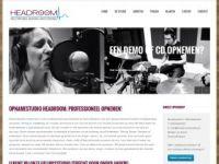 Geluidsstudio Noord-Brabant