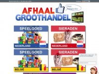 Afhaalgroothandel - Groothandel in Sieraden ...