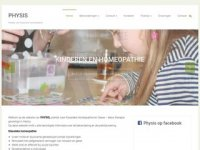 Homeopathie en ceasetherapie PHYSIS