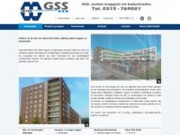 Screenshot van hetra-gss.eu