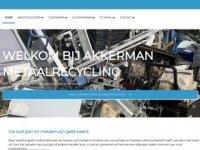 Akkerman Metaalrecycling