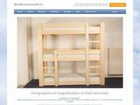 Grenen houten meubelen