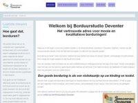 Borduurstudio Deventer