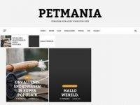 Screenshot van petmania.nl