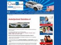 Autorijschool Quickles.nl