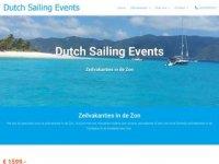 Zeilvakantie in de zon   Dutch Sailing Events