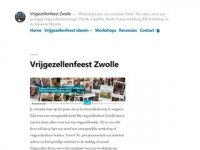 Vrijgezellenfeest Zwolle