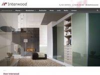 Interwood - parketvloeren en kasten op maat
