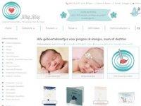 Jillejille Geboortekaartjes