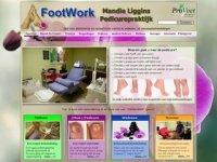 FootWork Mandie Liggins Pedicurepraktijk