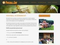 Paintball Zone Dordrecht | Een geweldige ...