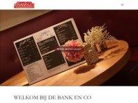 Eetcaf� de Bank & Co