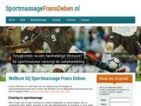 Sportmassage Frans Deben