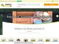 Blokhutwinkel.nl | Blokhutten en Tuinhuisjes