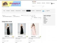 Altenagala atelier - Galakleding, mode online
