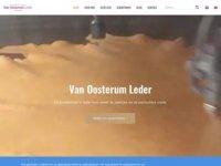 Van Oosterum Leder