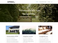Steigerhouten Tuinmeubelen