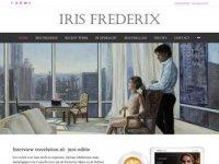 Iris Frederix Masterclass schilderen