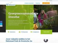 Groepsaccommodatie Boerderij het Stroomdal