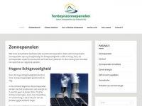 Fonteyn Solar - Zonnepanelen