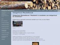 Steigerhout-Meubelbouw