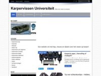 Karpervissen Universiteit