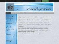 HK Vochtwering en Betonrenovatie