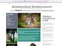 Hondenschool Hondencontrol