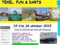 Texel, fun & darts