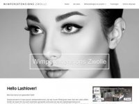 Wimperextensions Zwolle