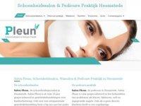 Salon PLeun - Schoonheidssalon en Pedicure ...