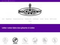 Rockademy - Gitaarles in Leiden