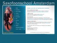 Saxofoonschool Amsterdam Zuid