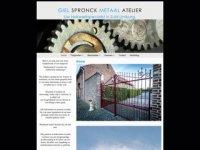 Metaal Atelier Giel Spronck