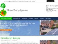 Home Energy Systems