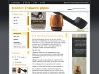 Nordic Tobacco pipes