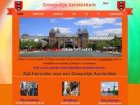 Groepuitje Amsterdam