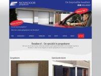 Novadoor - Specialist in garagedeuren