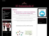 Xl-damesmode