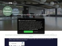 OosterGym - Fitness in Amsterdam Oost