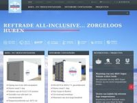 Reftrade - Koelcontainers en vriescontainers