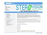 Ster Vision - Sier Kaderlijsten