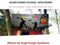 Kungfu Jeugd lessen Apeldoorn