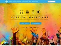 Festival Overzicht Amsterdam