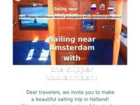 Voolenmaen - Sailing near Amsterdam