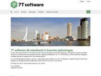 7T software bv - Softwareoplossingen