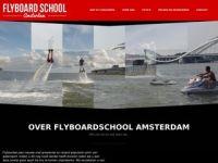 Flyboardschool Amsterdam